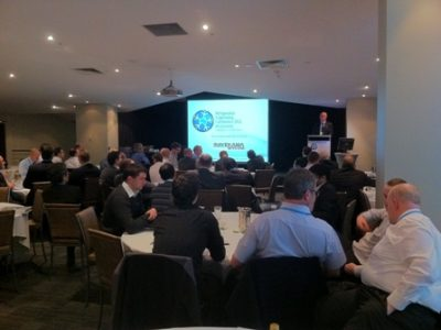 Mayekawa Australia major sponsors at 2011 AIRAH Refrigeration Conference